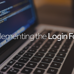 implementingtheloginform